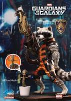 Guardians of the Galaxy - Rocket Racoon with Baby Groot
