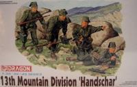 """13th Mountain Troop """"Handschar"""""""
