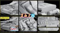 StuG.IV Early Production w/Zimmerit