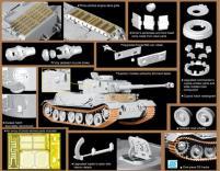 Panzerkampfwagen VI(P)/ Bergepanzer Tiger (P) (2 in 1)