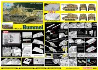 Sd.Kfz.165 Hummel Early/Late Production (2 in 1) - Smart Kit
