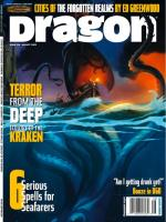 """#334 """"Cities of the Realms - Crimmor, Drunkards and Flagons, The Ecology of the Kraken"""""""