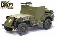 1/4 Ton 4x4 Armored Truck w/0.50 Cal