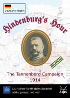 Hindenburg's Hour - The Tannenberg Campaign 1914