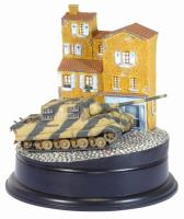 Jagdtiger (Porsche Version) - 3/s. Pz. Jg. Abt . 653, Germany 1945 w/Buildings
