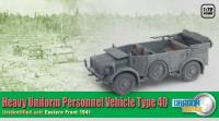Heavy Uniform Personnel Vehicle Type 40