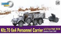 Kfz.70 6x4 Personnel Carrier w/3.7cm PaK 35/36 - Eastern Front 1943