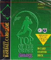 Top of the Order Starter Deck
