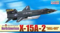 """North American X-15A-2 """"Roll-Out"""""""