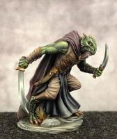 Male Dragonkin Rogue