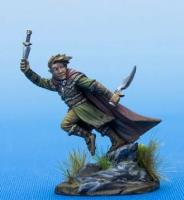 Male Halfling Rogue w/Daggers