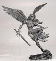 Thief of Hearts #3 - Female Fallen Angel