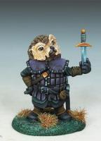 Hedgehog Rogue