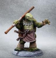 Tortoise Monk w/Bo Staff