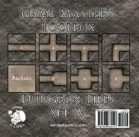 Dungeon Tiles Set 4