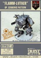 Schwer Panzer Kampflaufer III-D - Flamm-Luther, OP. Cerberus Pattern (Premium Edition)
