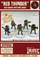 Red Guards Antitank Squad - Red Thunder, Zverograd Pattern (Premium Edition)