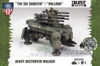Heavy Destroyer Walker - The Six Shooter/Bulldog