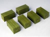 SSU Accessory Set #1 - Ammo Crates