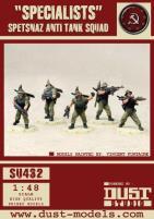Spetsnaz Anti-Tank Squad - Specialists