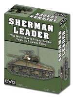 Sherman Leader w/Tiger Leader Upgrade Kit