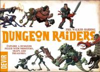 Dungeon Raiders Card Game (2nd Edition)