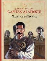 Capitan Alatriste - Maestros de Esgrima (Spanish)
