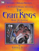 Maze of Zayene #4 - The Eight Kings