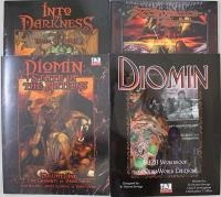 Diomin Campaign Collection - 4 Books!