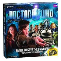 Doctor Who - Battle to Save the Universe