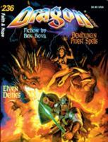 """#236 """"Demihuman Priest Spells, Elven Deities"""""""