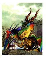 Dragon & Troll