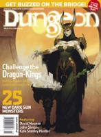 "#110 ""25 New Dark Sun Monsters"""