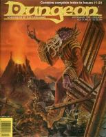 """#24 """"2 AD&D & 1 D&D Adventure, Index for Issues #1-24"""""""