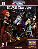 #2 - Black Chapter