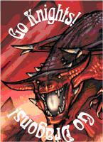 Go Dragons! Go Knights!