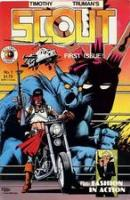 Scout Comic Collection - 7 Issues!