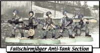 Fallschirmjager Anti-Tank Section