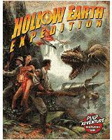 Hollow Earth Expedition (1st Printing)