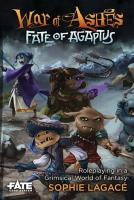 War of Ashes - Fate of Agaptus