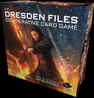 Dresden Files, The - Cooperative Card Game