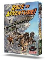 Race to Adventure! - The Spirit of the Century Exploration Game