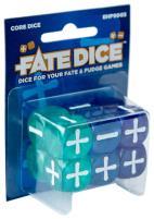 Core Fate Dice (12)