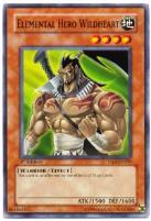 Elemental Hero Wildheart (Common)