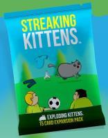 Exploding Kittens - Streaking Kittens Expansion