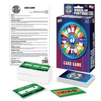 Wheel of Fortune Card Game