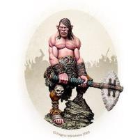 Airtis - Barbarian Gnome