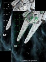 Extra Carriers - Green & White