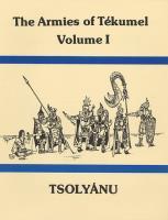 Armies of Tekumel, The #1 - Tsolyanu