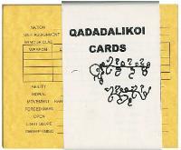Qadardalikoi Cards